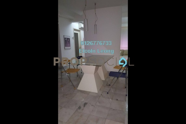 For Rent Condominium at Vista Damai, KLCC Freehold Fully Furnished 2R/2B 2.6k