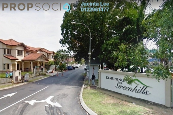 For Sale Semi-Detached at Kemuning Greenhills, Kota Kemuning Freehold Semi Furnished 4R/3B 551k