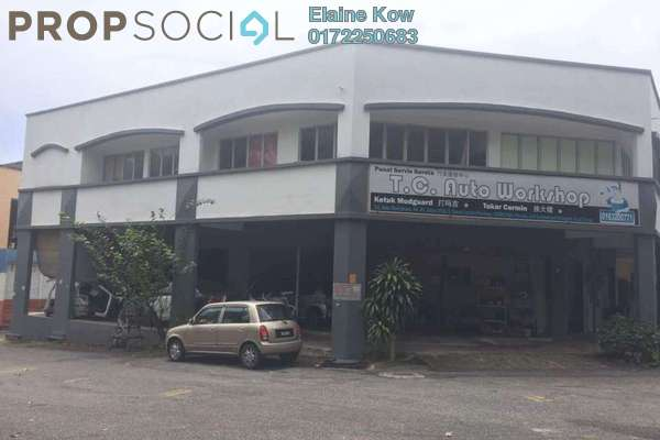For Sale Shop at Taman Lestari Perdana, Bandar Putra Permai Freehold Semi Furnished 0R/0B 1.5m