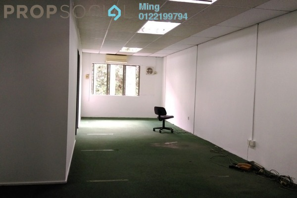 For Rent Office at Taman Sri Subang, Bandar Sunway Freehold Unfurnished 0R/2B 1.2k