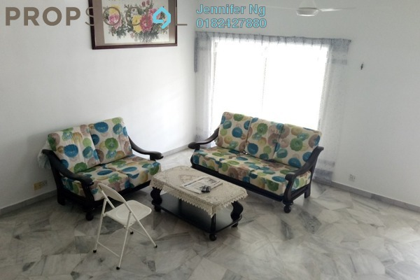 For Rent Terrace at USJ 3, UEP Subang Jaya Freehold Fully Furnished 4R/3B 1.6k
