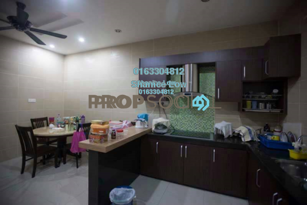 For Sale Terrace at Taman Tasik Prima, Puchong Freehold Semi Furnished 5R/4B 710k