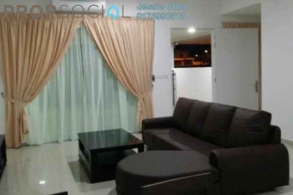 For Rent Terrace at Castora, Bandar Sri Sendayan Freehold Fully Furnished 4R/4B 1.5k