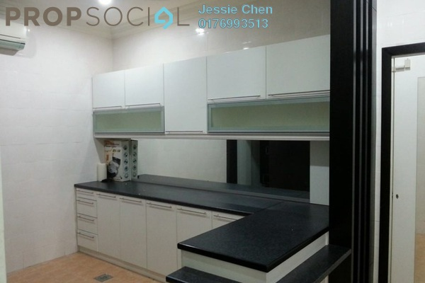 For Sale Semi-Detached at Vision Homes, Seremban 2 Freehold Fully Furnished 3R/3B 480k
