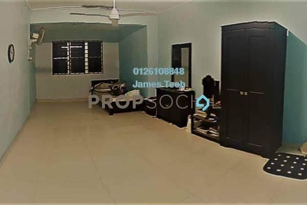 For Sale Terrace at Taman Alam Megah, Shah Alam Freehold Semi Furnished 4R/4B 449k