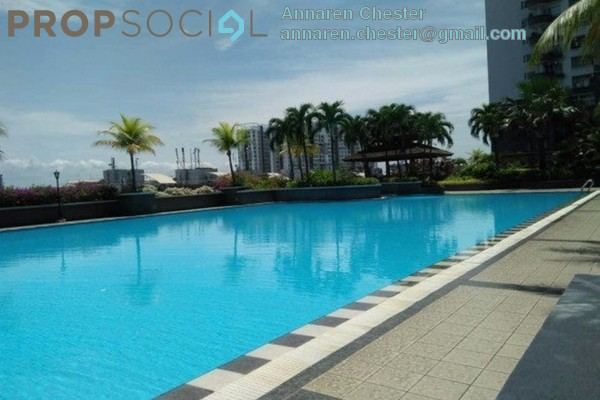 For Sale Condominium at Amadesa, Desa Petaling Freehold Semi Furnished 3R/2B 500k