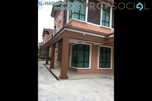 For Sale Semi-Detached at Nuri Durian Tunggal, Melaka Freehold Semi Furnished 5R/3B 485k