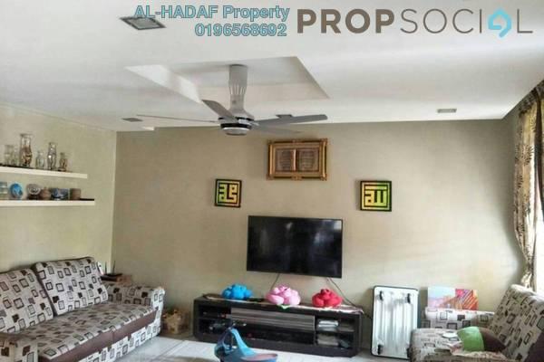 For Sale Terrace at Taman Sutera Wangi, Batu Berendam Freehold Unfurnished 4R/3B 488k