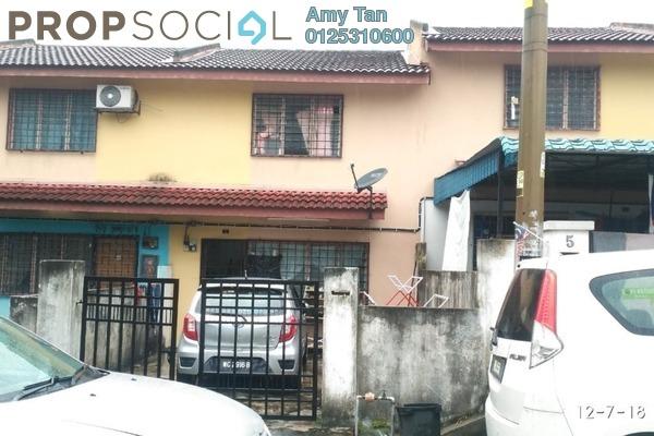 For Sale Terrace at Taman Matang Jaya, Sungai Buloh Leasehold Unfurnished 0R/0B 75k