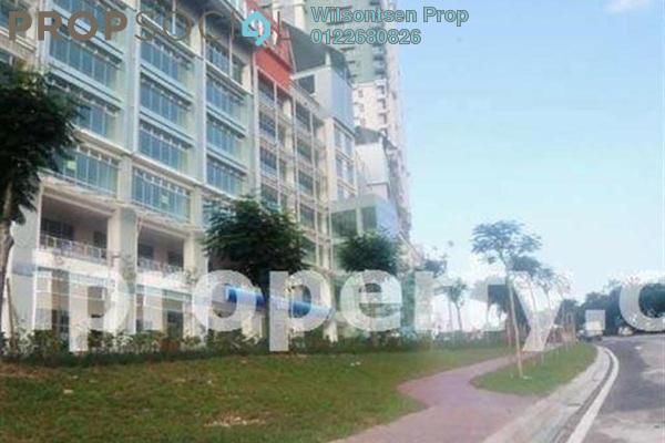 For Rent Office at Metropolitan Square, Damansara Perdana Freehold Fully Furnished 0R/0B 4.2k