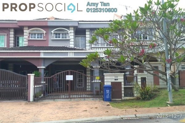 For Sale Terrace at Bukit Bandaraya, Shah Alam Freehold Unfurnished 0R/0B 600k