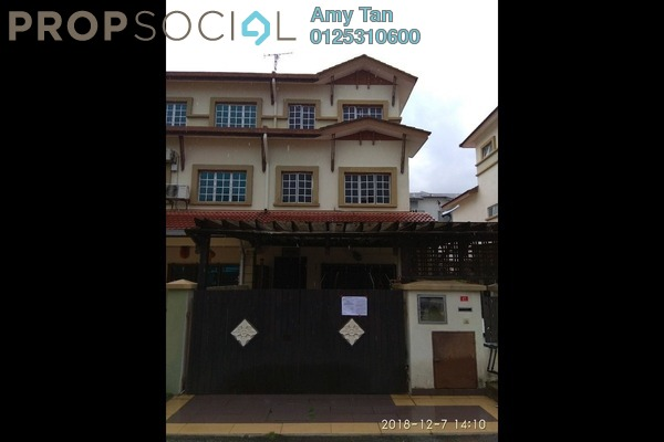 For Sale Terrace at Taman Tasik Prima, Puchong Freehold Unfurnished 0R/0B 650k