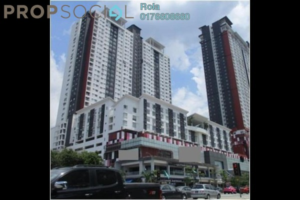 For Sale Shop at Axis Atrium, Pandan Indah Freehold Unfurnished 0R/0B 718k