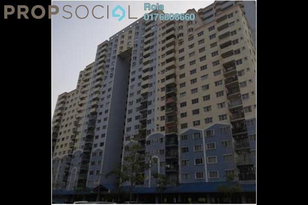 For Sale Apartment at Taman Desaminium, Bandar Putra Permai Freehold Unfurnished 0R/0B 243k