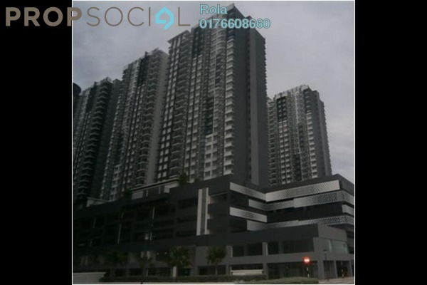 For Sale Serviced Residence at Savanna Executive Suites, Southville City Freehold Unfurnished 0R/0B 284k