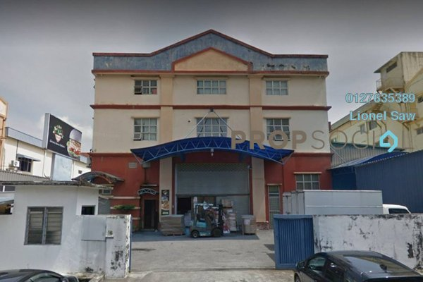 For Sale Factory at Taman Perindustrian KIP, Kepong Freehold Semi Furnished 0R/0B 9.5m