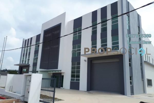 For Sale Factory at Kawasan Perindustrian Kundang, Rawang Freehold Unfurnished 0R/0B 3.39m