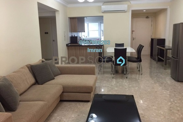 For Rent Condominium at Mont Kiara Pelangi, Mont Kiara Freehold Fully Furnished 3R/2B 4.1k