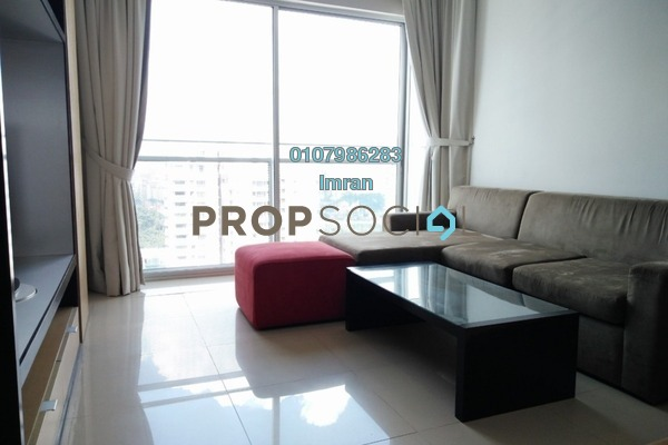 For Rent Serviced Residence at VERVE Suites, Mont Kiara Freehold Fully Furnished 3R/2B 4.6k