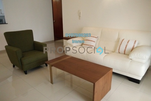 For Rent Condominium at Almaspuri, Mont Kiara Freehold Fully Furnished 4R/3B 3.8k