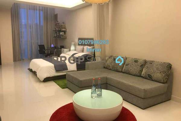 For Rent Serviced Residence at Carlton, Sri Hartamas Freehold Fully Furnished 0R/1B 2.8k