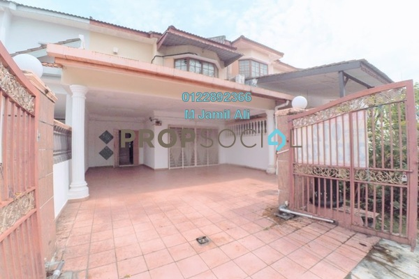 For Sale Superlink at Ukay Perdana, Ukay Freehold Semi Furnished 5R/3B 758k