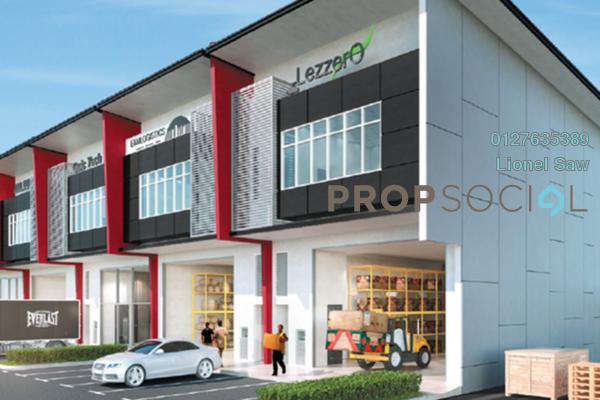 For Sale Factory at Bandar Tasik Puteri, Rawang Freehold Unfurnished 0R/0B 1.36m