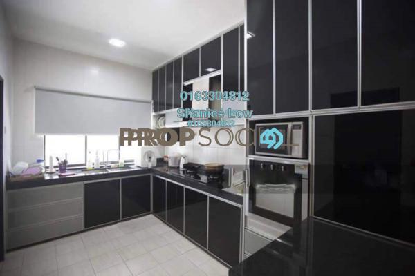For Sale Terrace at Taman Meranti Jaya, Puchong Freehold Semi Furnished 5R/5B 1.08m