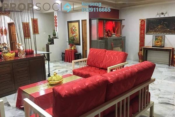 For Sale Terrace at Taman Sentosa Perdana, Klang Freehold Fully Furnished 5R/3B 739k