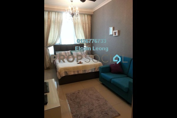 For Sale Condominium at Centrestage, Petaling Jaya Freehold Fully Furnished 0R/1B 320k