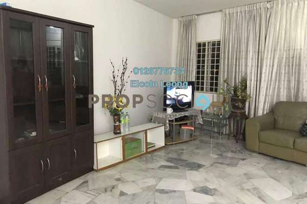 For Rent Condominium at De Tropicana, Kuchai Lama Freehold Fully Furnished 3R/2B 1.6k