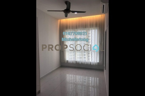 For Rent Serviced Residence at Tropez Residences, Danga Bay Freehold Semi Furnished 1R/1B 1.1k