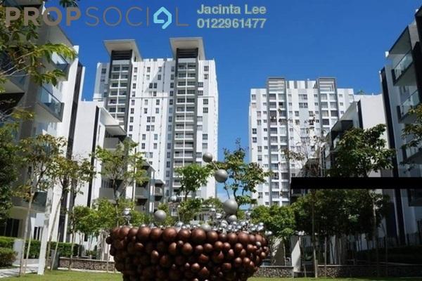 For Sale Condominium at The Sanderson, Seri Kembangan Freehold Semi Furnished 4R/3B 470k