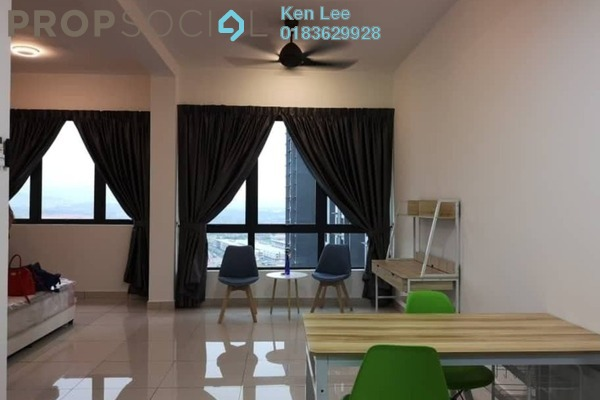 For Rent Serviced Residence at Kiara Plaza, Semenyih Freehold Fully Furnished 1R/1B 1.1k