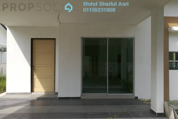 For Sale Bungalow at Suria Villa, Shah Alam Freehold Unfurnished 3R/2B 643k