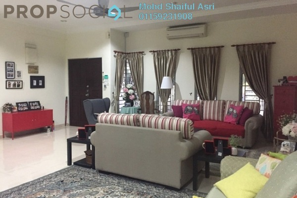 For Sale Terrace at Section 23, Shah Alam Leasehold Semi Furnished 4R/3B 650k