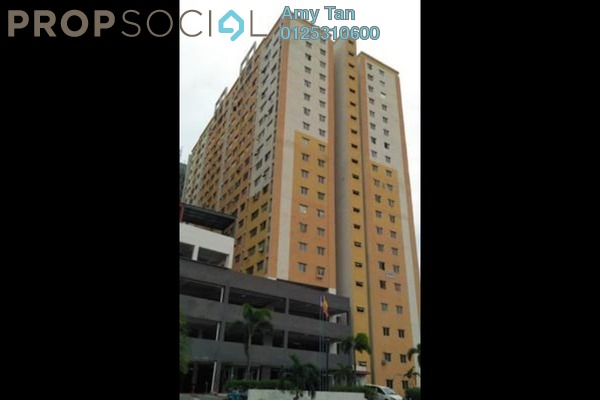 For Sale Apartment at Palm Garden Apartment, Klang Freehold Unfurnished 0R/0B 240k