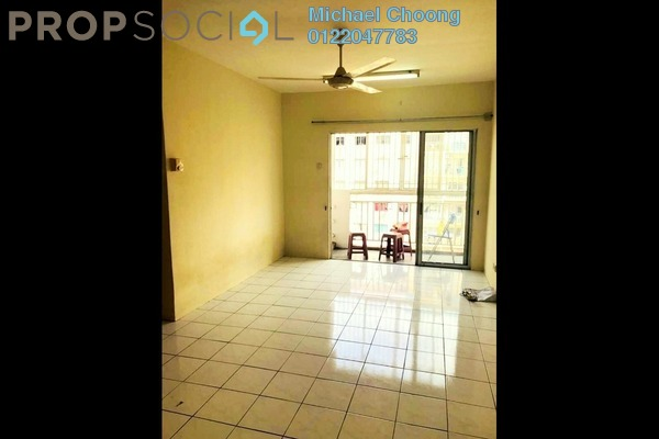 For Rent Apartment at Kinrara Ria, Bandar Kinrara Freehold Unfurnished 3R/2B 950translationmissing:en.pricing.unit