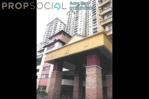 For Sale Condominium at Setapak Ria Condominium, Setapak Freehold Unfurnished 0R/0B 380k