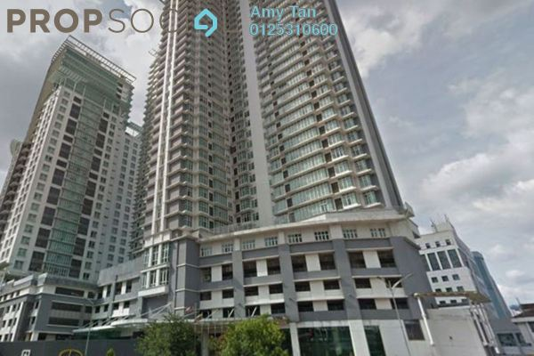 For Sale Apartment at Jalan Tun Sambathan, Brickfields Freehold Unfurnished 0R/0B 630k