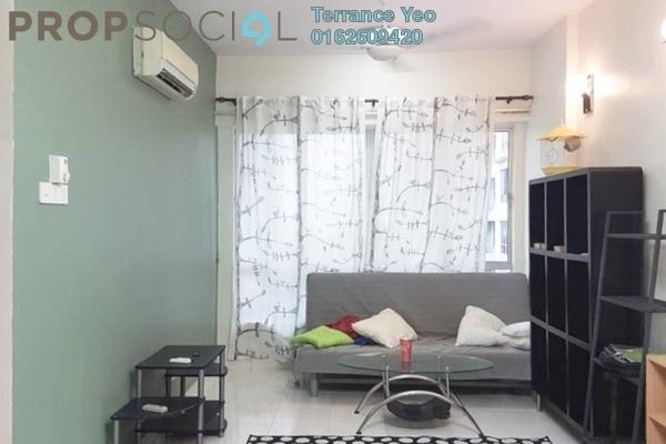 For Sale Condominium at e-Tiara, Subang Jaya Freehold Semi Furnished 2R/2B 450k