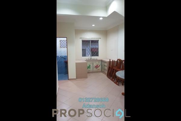 For Sale Terrace at Kepong Baru, Kepong Freehold Semi Furnished 6R/3B 830k