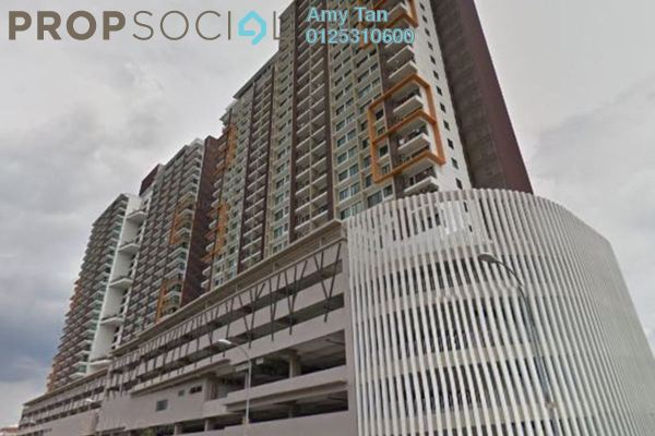 For Sale Condominium at Dex @ Kiara East, Jalan Ipoh Freehold Unfurnished 0R/0B 527k