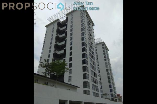 For Sale Condominium at Sawtelle Suites Cyberjaya, Cyberjaya Freehold Unfurnished 0R/0B 342k