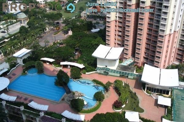 For Sale Condominium at Mont Kiara Bayu, Mont Kiara Leasehold Semi Furnished 2R/2B 680k