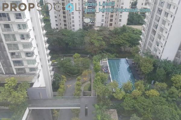 For Sale Condominium at VERVE Suites, Mont Kiara Leasehold Semi Furnished 1R/1B 620k