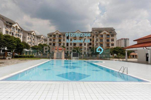 For Sale Condominium at Tiara Duta, Ampang Leasehold Fully Furnished 3R/2B 400k
