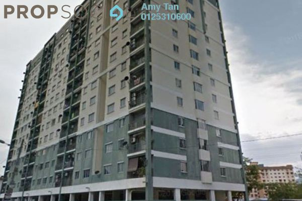 For Sale Apartment at Taman Raintree, Batu Caves Freehold Unfurnished 0R/0B 280k