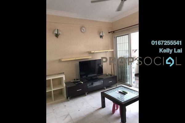For Rent Condominium at Seri Puri, Kepong Freehold Semi Furnished 3R/2B 1.1k