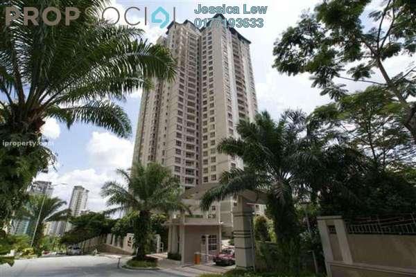 For Sale Condominium at Kiaramas Cendana, Mont Kiara Freehold Fully Furnished 3R/2B 1.38m